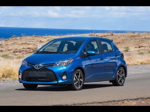Toyota Yaris 2017 Preview
