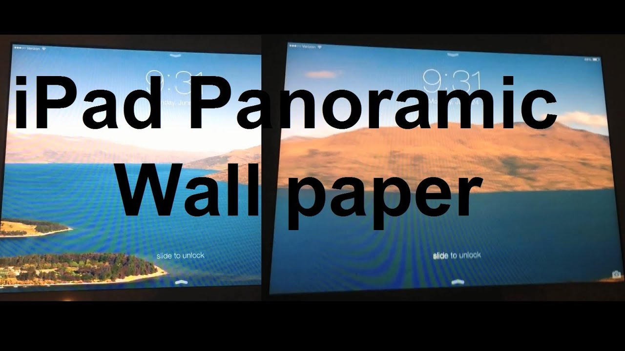 ipad mini ios 7 panoramic wallpaper images