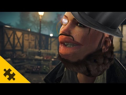 5 ЛЕГЕНД Assassin's Creed SYNDICATE