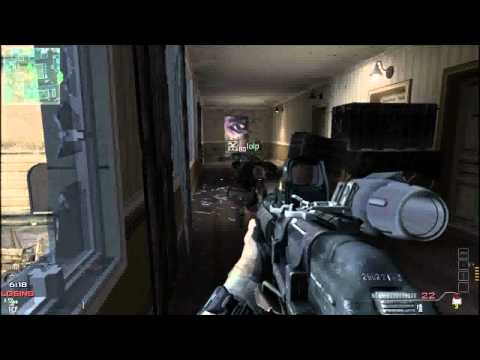 Call of duty Modern warfare 3 Infection Multiplayer Part 1 (PC/HD/720)