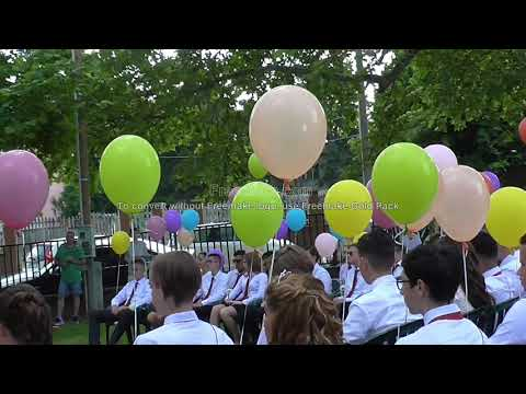 1. Iskola Tv - adás: Ballagás 2019. június 14.