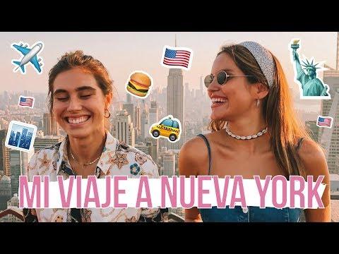NOS VAMOS A NUEVA YORK | @CARLA_DIPINTO