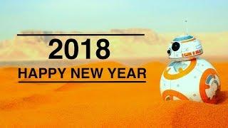 HAPPY NEW YEAR 2018!! STARWARS Music Cover