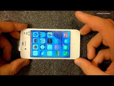 Iphone 4s при выключении сам включается