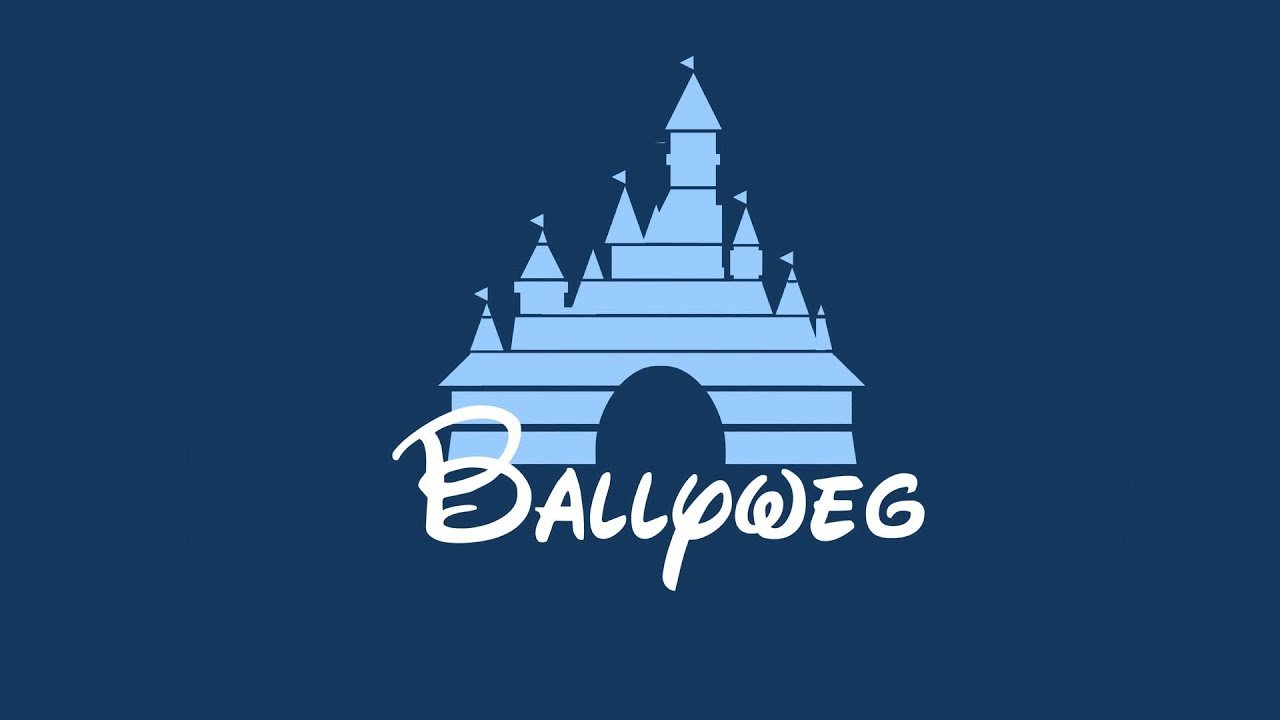 ballyweg old disney intro hd youtube