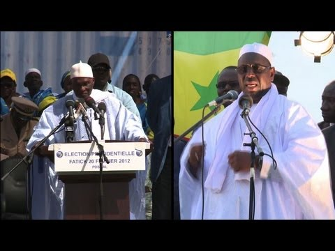 Senegal prepares for cliffhanger election