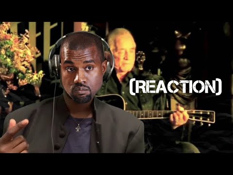 Kanye West reacts to Johnny Cash- Hurt (Official Music Video) Country REACTION