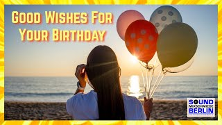 NEW Happy Birthday Song 2018❤️Piano BDay Best Good Wishes for your Birthday WhatsApp Geburtstagslied