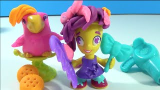 Play Doh Town Hairdresser New Play Doh Sets Play Doh Town Hair Salon