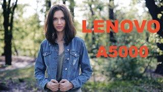 Lenovo A5000: обзор смартфона