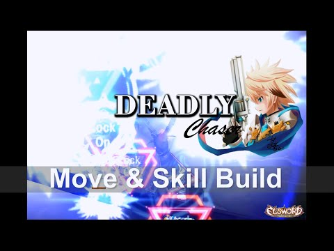 [Elsword] Deadly Chaser move and skill guide for PVE
