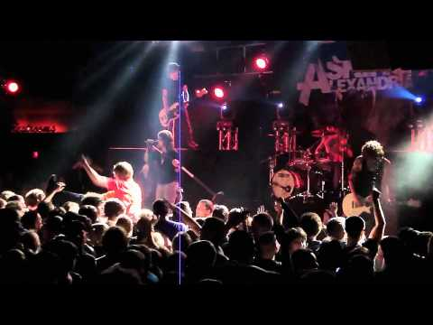 Asking Alexandria - Alerion   The Final Episode (let's Change The Channel) (live Hd) video