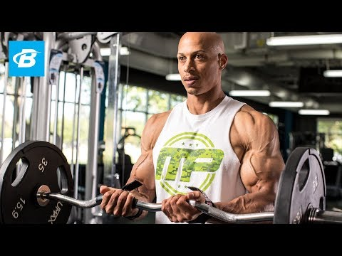 Total Arm Definition Routine | Larry Edwards