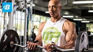 Total Arm Definition Routine | Larry Edwards