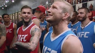 Dillashaw and Garbrandt get into another war of words | THE ULTIMATE FIGHTER