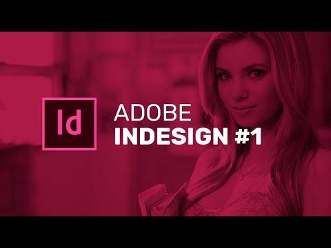 Видеоуроки inDesign - видео