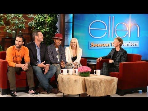 Gwen Stefani's Emmy Flub