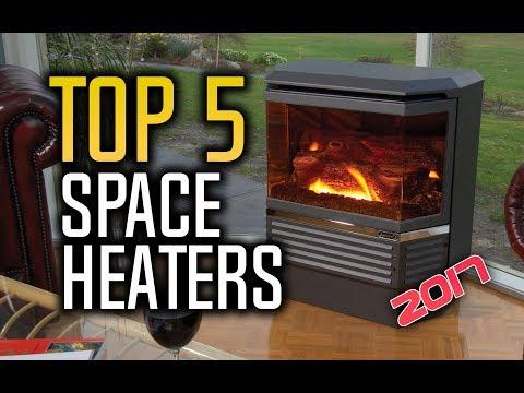 ▶️ Best Space Heaters in 2017 with Reviews