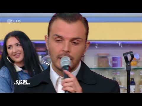 Hurts - Wonderful Life & Ready to Go (ZDF-Morgenmagazin - 2017-09-27)