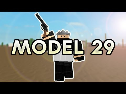MODEL 29 REVOLVER! (NEW)   Apocalypse Rising
