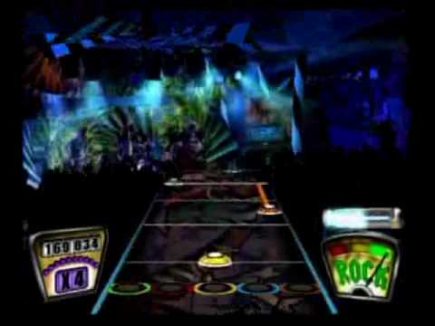 Guitar Hero 2 Carry On Wayward Son Expert 100%