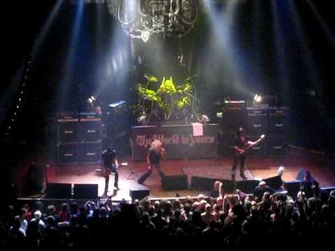 Motörhead&Michael Monroe - Born to Raise Hell (part) - Live Clip Bristol 2010