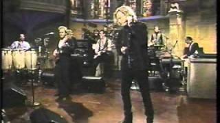Daryl Hall Late Show