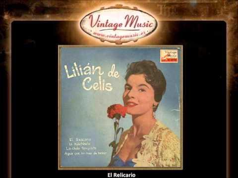 Lilian de Celis - El Relicario (Pasodoble) (VintageMusic.es)