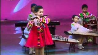 "[Flute] ""Outpost in Spring"" (Li Song Kyeong) {DPRK Music}"