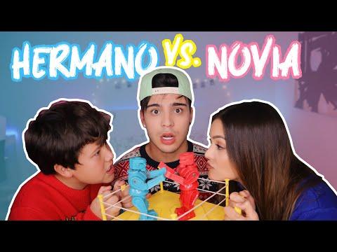 HERMANO VS NOVIA | Sebas
