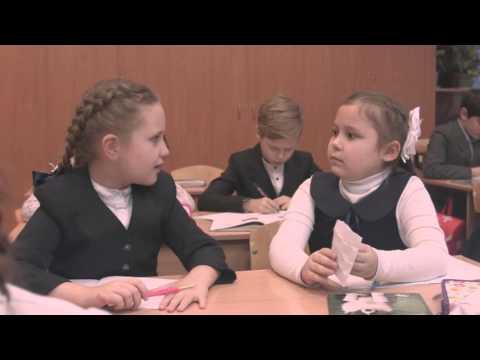Оля и Андрей. Детский фильм. И в шутку, и всерьез.