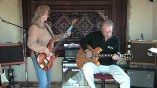 Because He Lives - Guitar and Bass Instrumental - Jim&Deb