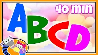 ABC Song | Learn ABC | ABC Songs for Children | Silly Sox