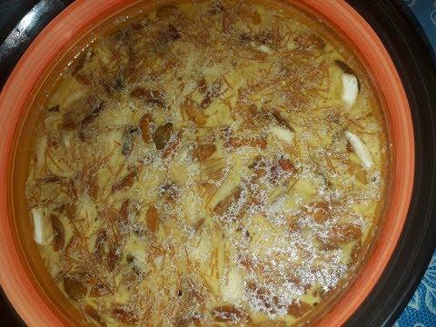 Hyderabadi Sheer Khurma/khorma l Eid Special l Authentic Recipe l Norien