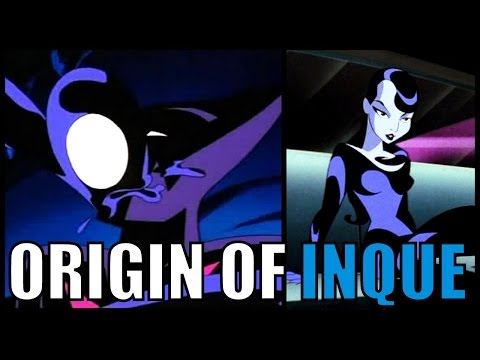 ORIGIN OF INQUE (BATMAN BEYOND) │ Comic History