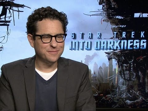 Director J.J. Abrams Talks 'Star Trek Into Darkness'