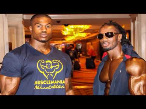 Simeon Panda & Ulisses Jr go BEASTMODE on Shoulders