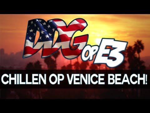DDG op E3 #2 Chillen op Venice Beach!
