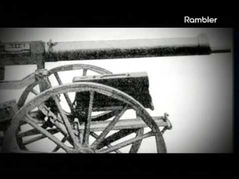 Секретный полигон. Пулеметы Германии