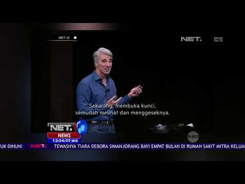 Memalukan, Vice President Apple Gagal Oprasikan Fitur Face ID - NET12