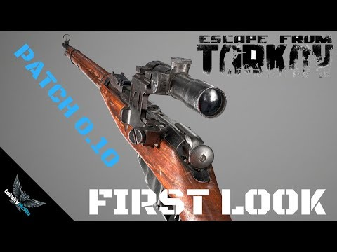 Patch 0.10 - Was gibt's neues? - ESCAPE FROM TARKOV