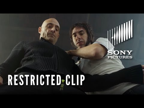 "THE BROTHERS GRIMSBY Restricted Clip - ""Suck and Spit"" (HD)"