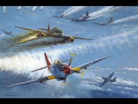 Истребительные бои -- Эскадрилья Тоскиги