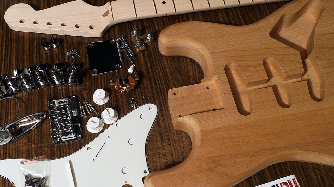 Дека для бас гитары своими руками 76