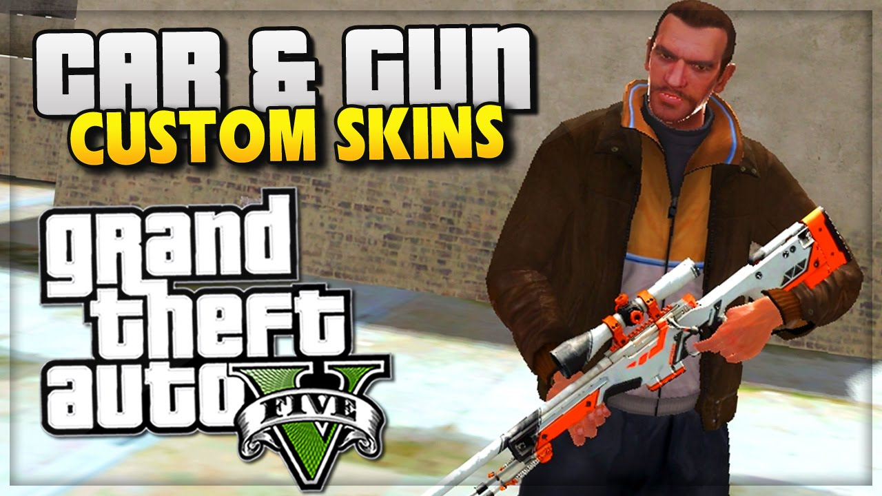 Guns Gta 5 Online Gta 5 Online Dlc Gun Skins