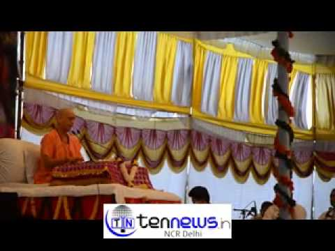 2 Vijay Kaushal Ji Maharaj - Ram Katha Day 6 In Greater Noida video