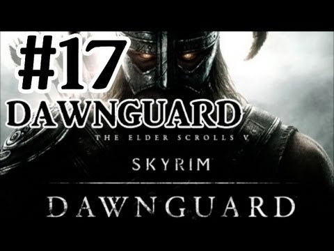 The Elder Scrolls V: Skyrim Dawnguard DLC Walkthrough - Part 17 Enhanced Crossbow Schematic