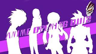 Anime Opening Quiz[EASY-HARD+BONUS](60 Openings) #1