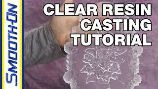 Resin Casting Tutorial - How To Reduce Bubbles In Your Casting By Vacuum Degassing Resin