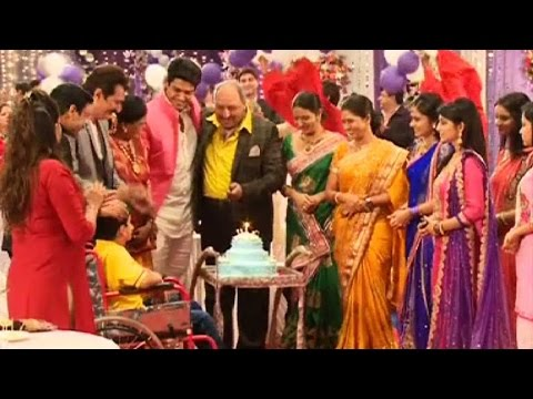 Celebration Time On The Sets Of Balika Vadhu